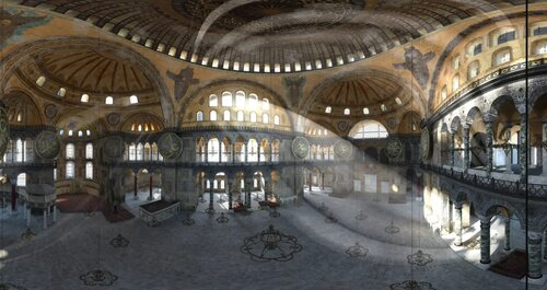 Hagia Sophia VR – Preserving Historical Icons With VR